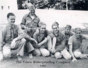 William H. Walter & Crew 1940s