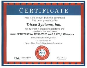 Trisco's BWC Safety Awd '98-'15