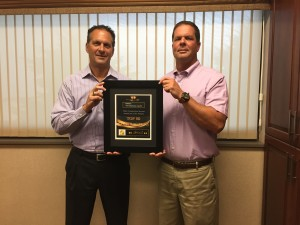 Owners Steve Walter (left) and Brian Walter (right)