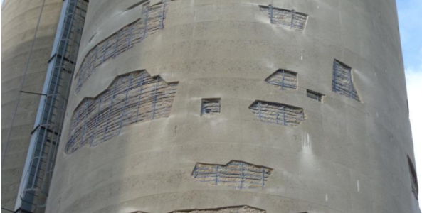 challenges of estimating vertical concrete structures